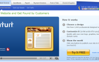 Intuit Websites Review
