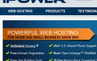 The Empowering Capabilities of IPOWER Hosting