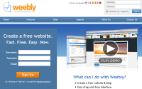 Weebly Review: Why Sometimes it Makes Sense to go Free