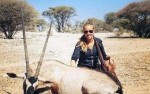 Axelle Despiegelaere Hunting Photo From Her Facebook Page