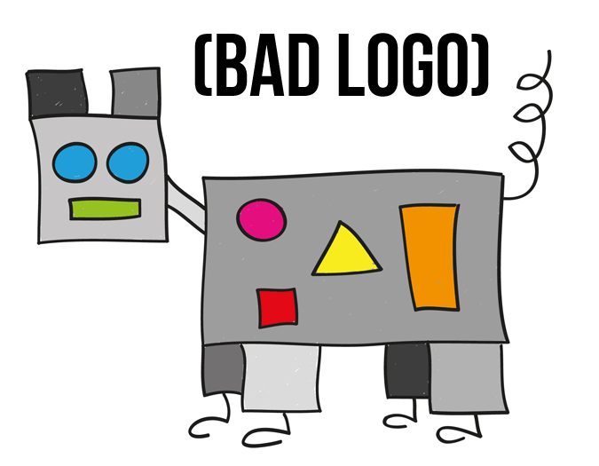 Bad Logo Design Examples Pictures to pin on Pinterest
