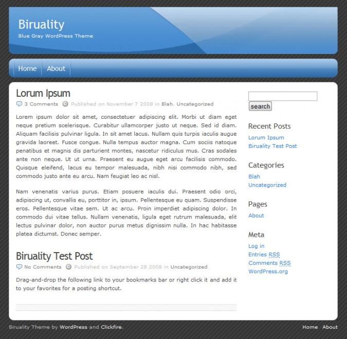 Screen Cap of Biruality