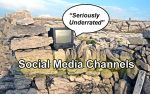"TV says some Social Media Channels ""Seriously Underrated"""
