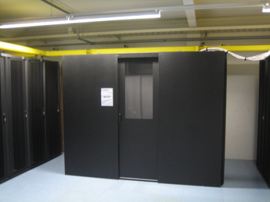 Data Center Private Cage