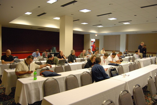 HostingCon Workshop Room