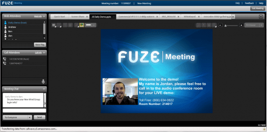 This Fuze Meeting review believes this is the meeting software you'll want to use.
