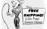 Go Papi or Godaddy Cartoon
