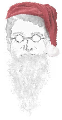 Google Guy aka Santa Claus