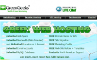 GreenGeeks Website (greengeeks.com)