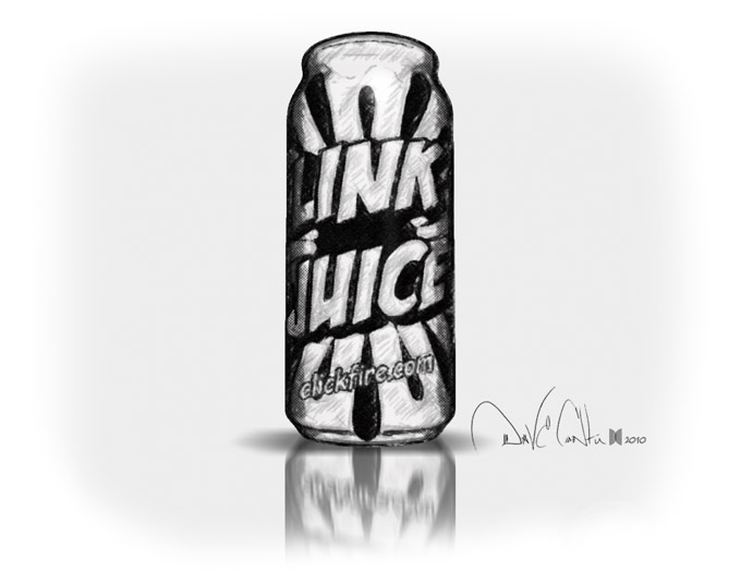 Can of Link Juice