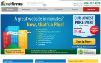 Netfirms Screen Cap