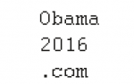 Obama 2016 and other impossible domains