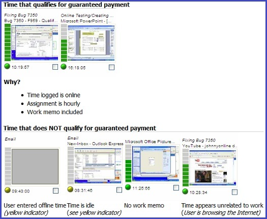 odesk review payment guarantee