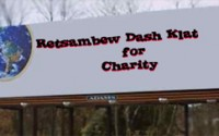 Retsambew Dash Klat for Charity