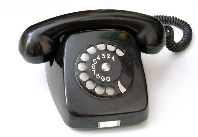 Rotary Phone, Ma Bell