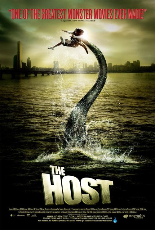 The Host Monster Movie