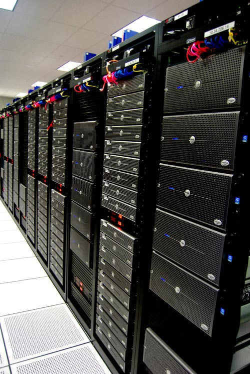 The Planet Hosting Datacenter in Houston Texas 2