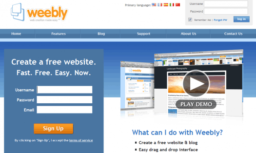 A Weebly review has to acknowledge its limitations...and ignore them!